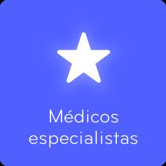 94 Médicos especialistas