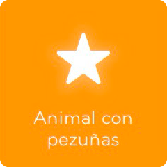Animal con pezuñas 94