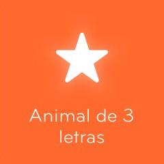 Animal 3 letras 94