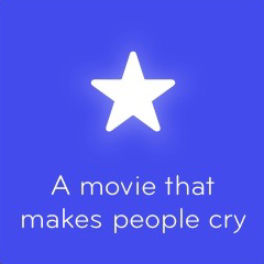 A movie that makes people cry 94