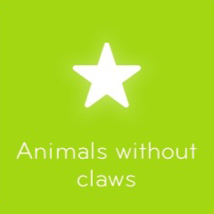 Animals without claws 94