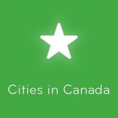 Cities in Canada 94