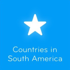 Countries in South America 94