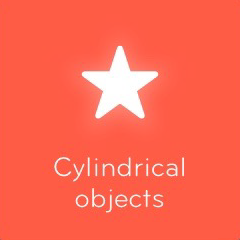 Cylindrical objects 94