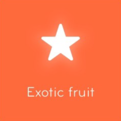 Exotic fruit 94