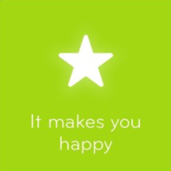 It makes you happy 94