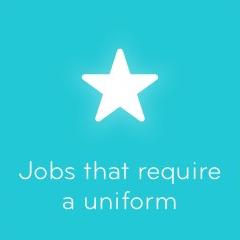 Jobs that require a uniform 94
