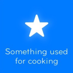 Something used for cooking 94