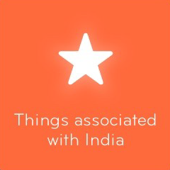 Things associated with India 94