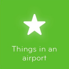 Things in an airport 94