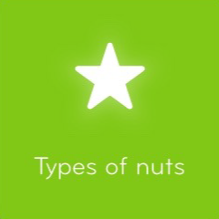 Types of nuts 94