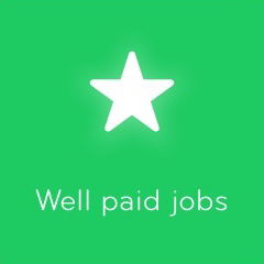 Well paid jobs 94