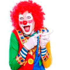 94 clown image