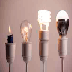 94 light bulbs image