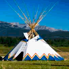 94 tepee picture answers