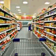 94% Supermarket picture answers