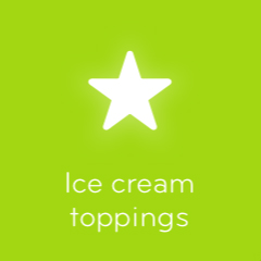 Ice cream toppings 94
