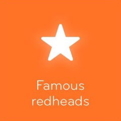 Famous redheads 94