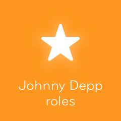 Johnny Depp roles 94