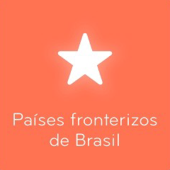 94 Países fronterizos de Brasil