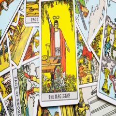 94 tarot cards picture