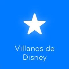 94 Villanos de Disney