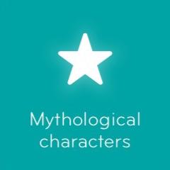 Mythological characters 94