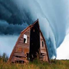 94 Respuestas imagen granero tormenta