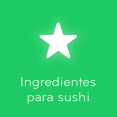 Ingredientes para sushi 94