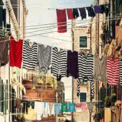 94 answers level 346 Clothes line image
