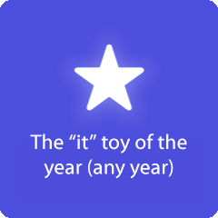 The it toy of the year (any year) 94