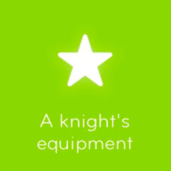 A knight's equipment 94