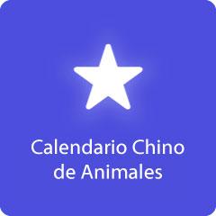 Calendario Chino de Animales 94