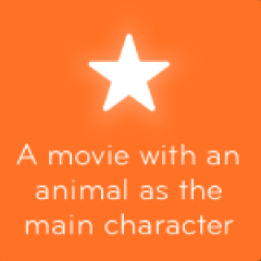 A movie with an animal as the main character 94