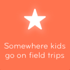 Somewhere kids go on field trips 94