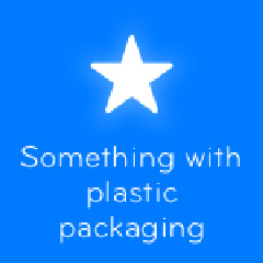 Something with plastic packaging 94