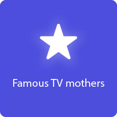 Famous TV mothers 94