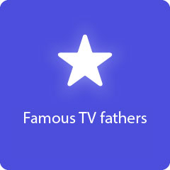 Famous TV fathers 94