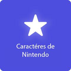 Caracteresde Nintendo 94