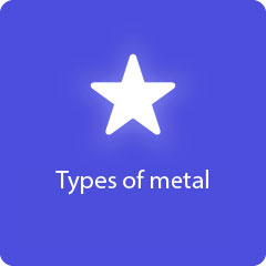 Types of metal 94