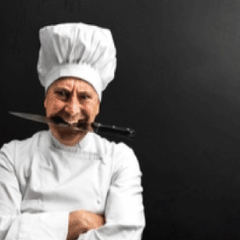 94 answers level 408 Chef image