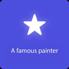 A famous painter 94