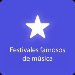 Festivales famosos de música 94
